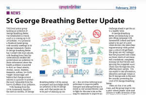 St George Breathing Better, 2019, SGRVoice