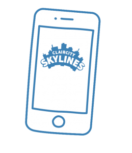 Skylines game graphic