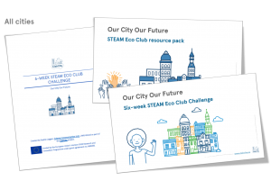 Our City Our Future resources for all cities