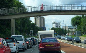Traffic Bristol @Robert Ashby